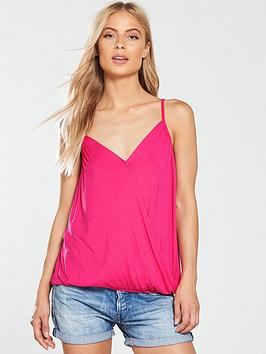 v-by-very-strappy-wrap-vest-pink
