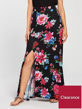 v-by-very-split-front-maxi-skirt-black-floral