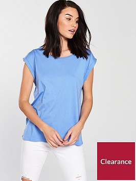 v-by-very-turn-back-basic-t-shirt-chambray-blue