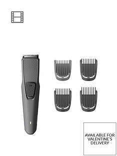 Philips Beard & Stubble Trimmer Series 1000 with USB charging– BT1216/15 Best Price, Cheapest Prices