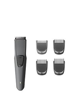 Philips Beard &Amp; Stubble Trimmer Series 1000 With Usb Charging&Ndash; Bt1216/15