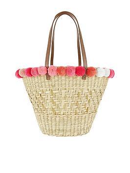 accessorize-emily-pom-pom-tote-bag