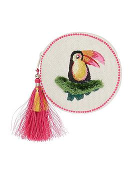 accessorize-toucan-circle-coin-purse