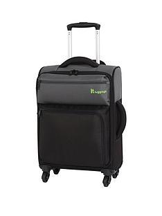 it-luggage-it-luggage-megalite-duo-tone-4-wheel-cabin-case