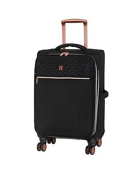 It Luggage It Luggage Lux Lite Classique 4-Wheel Cabin Case