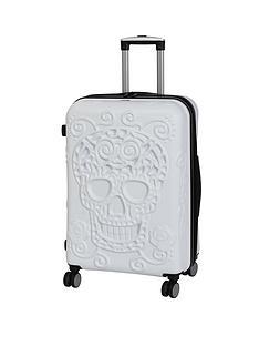 it-luggage-skulls-8-wheel-expander-medium-case