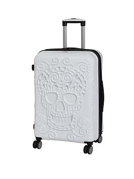 it-luggage-skulls-8-wheel-expander-medium-case