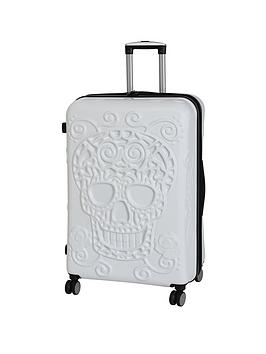 it-luggage-skulls-8-wheel-expander-large-case