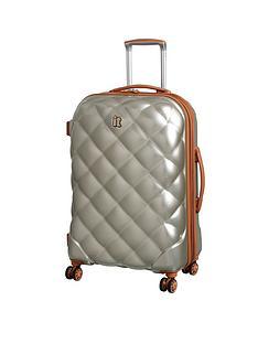 it-luggage-sttropez-duex-8-wheel-medium-case-champagne