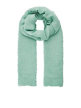 accessorize-lola-ribbed-scarf