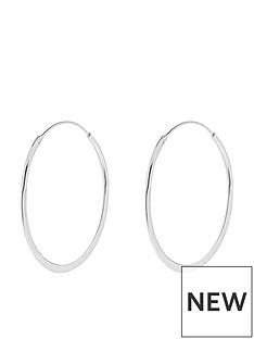 accessorize-st-textured-hoop-earrings