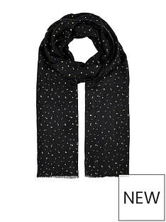 accessorize-pyramid-foil-scarf