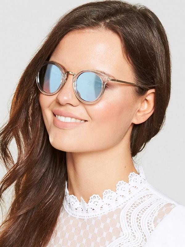 56b4771c Penelope Premium Preppy Sunglasses - Gold