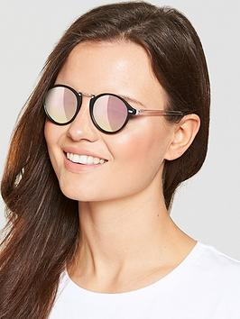 accessorize-ruby-revo-round-sunglasses