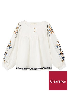 mango-girls-floral-embroidered-blouse