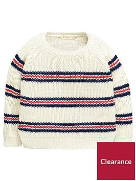 mango-girls-striped-knitted-jumper-white