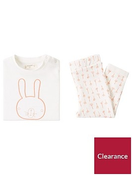 mango-baby-girls-bunny-print-top-amp-jogger-outfit