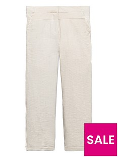 mango-girls-stripe-linen-trouser