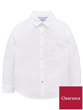 mango-boys-chest-pocket-cotton-shirt