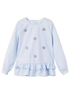 mango-girls-jewelled-applique-blouse