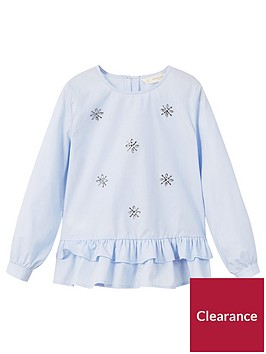 mango-girls-jewelled-applique-blouse