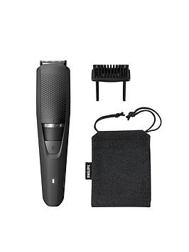 Philips Series 3000 Beard &Amp; Stubble Trimmer With Full Metal Blades - Bt3226/13