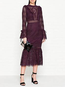 true-decadence-bow-cuff-long-sleeve-lace-dress-plum