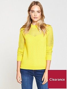v-by-very-mesh-jumper-yellow