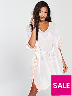 seafolly-mini-tassel-gauze-kaftan
