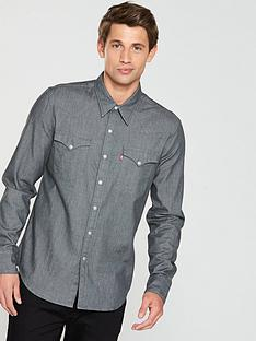 levis-levis-barstow-western-denim-shirt