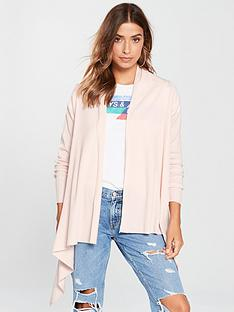 v-by-very-waterfall-cardigan-blush-pink
