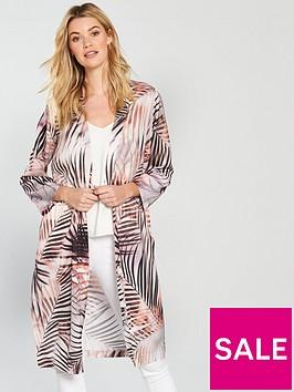 wallis-palm-longline-jacket-neutral
