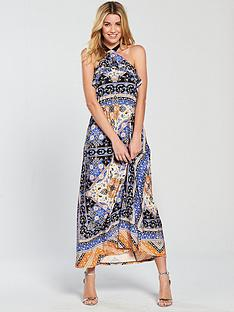 v-by-very-scarf-print-jersey-maxi-dress