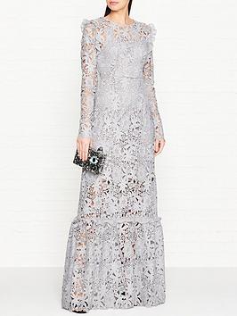 true-decadence-long-sleeve-lace-maxi-dress-grey