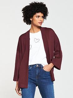 v-by-very-kimono-sleeve-edge-to-edge-cardigan-merlot