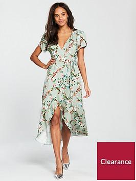 oasis-fitz-william-newby-midi-tea-dress-green