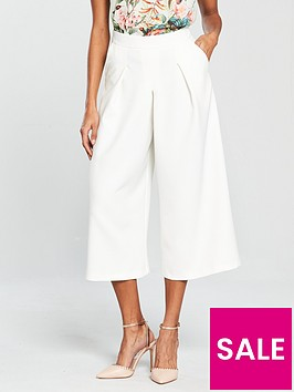 oasis-wide-leg-cropped-trouser-off-white