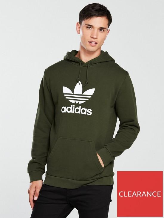4b380d965b75 adidas Originals Trefoil Hoodie
