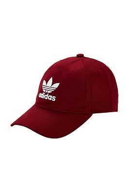 adidas-originals-trefoil-cap-burgundynbsp