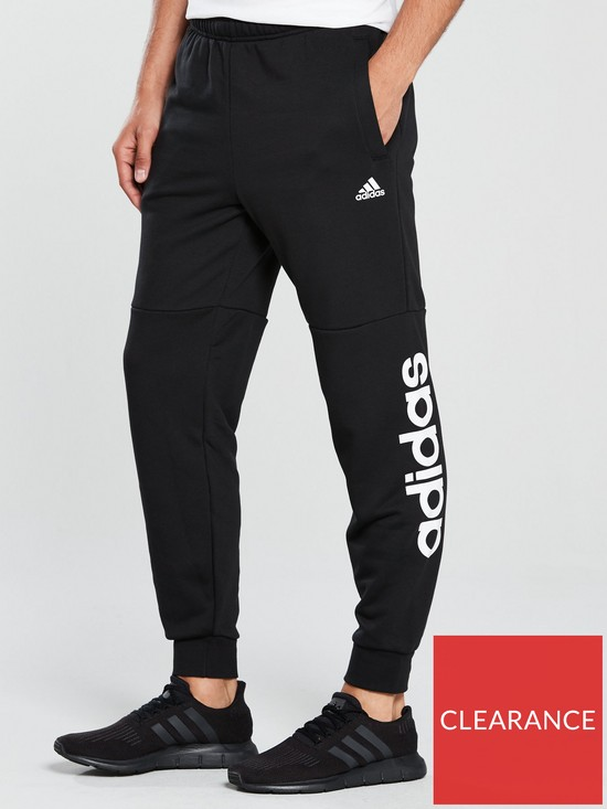 bb441d4dbef6 adidas Essential Linear Track Pants