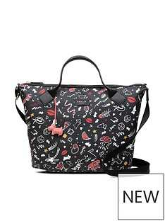 radley-radley-sugar-amp-spice-large-ziptop-multiway-bag