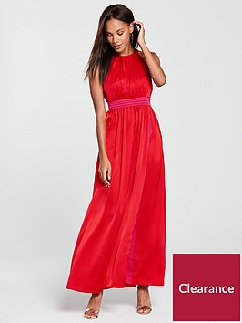 little-mistress-contrast-colour-maxi-dress-pomegranate