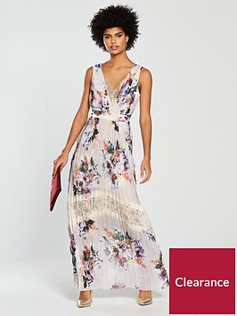 little-mistress-floral-print-pleated-maxi-dress-multinbsp