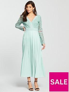 little-mistress-crochet-top-pleated-midi-dress-spearmintnbsp