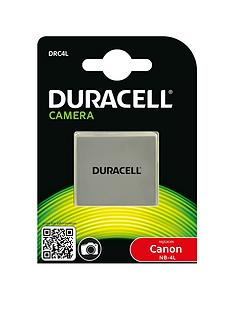 duracell-replacement-canon-nb-4l-battery
