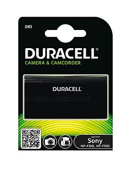 Image of Camera battery Duracell replaces original battery NP-530 7.2 V 2