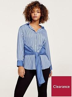violeta-plus-size-blouse-blue