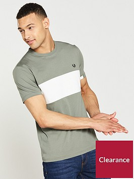 fred-perry-chest-panel-t-shirt