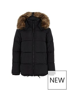 river-island-big-and-tall-padded-jacket