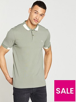 fred-perry-block-tipped-pique-shirt